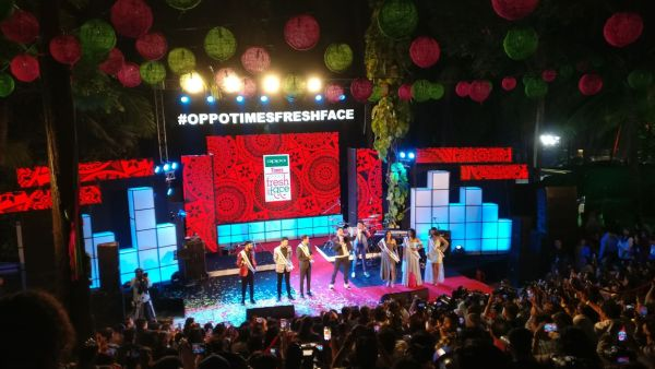 OPPO Times Fresh Face Finale Gets A Vibrant Facelift With Rigger House LLP