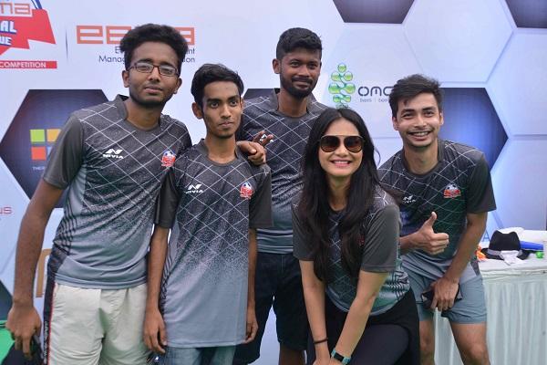 EEMA Futsal League: In A League Of Its Own