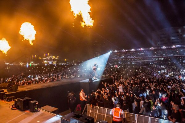 Virgin Radio RedFestDXB 2018 Reaches New Heights With Innovations Curated By Done Events