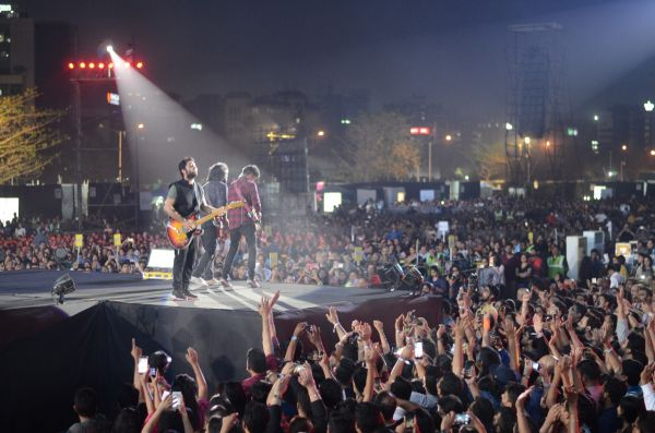 20,000+ Fans at Finale Arijit Singh India Tour Concert in Mumbai, by Wizcraft