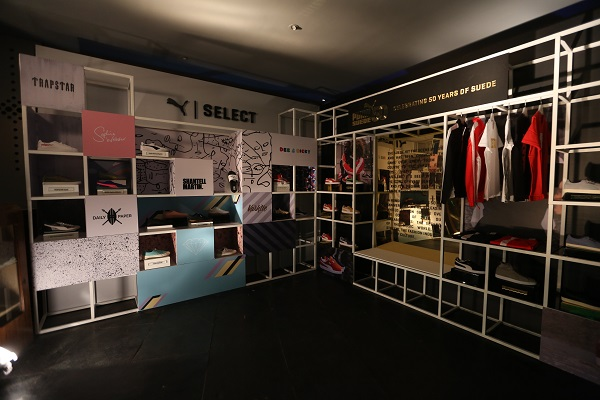 Toast Events Creates an Absolute Knockout Experience for PUMA 'Sneaker Pimps'