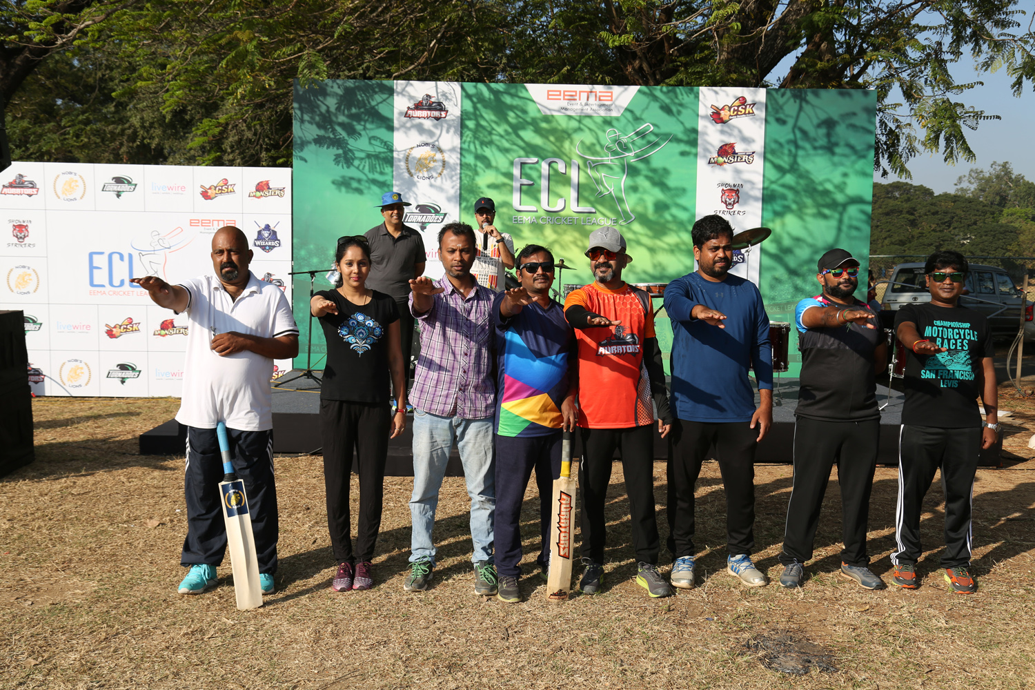 2nd Edition of the EEMA Chennai League Sees Incredible Sporting Action & Breathtaking Entertainment