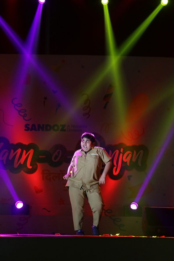 A For Pineapple Plans Sandoz Family Day Filled With Manoranjan