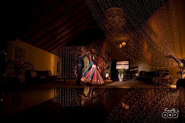 A Serene Bangaluru Wedding Perfectly Captured by KnotsbyAMP
