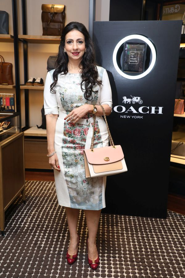 COACH Opens New Store in Chennai
