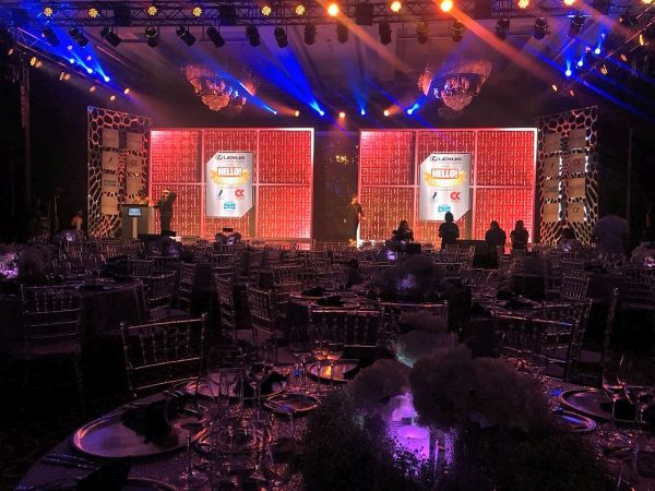 Hello! Hall of Fame Awards Perfectly Brought to Life by Fountainhead MKTG