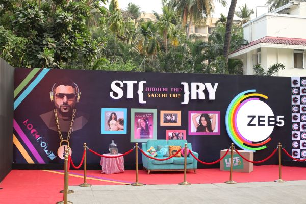 Zee5 Originals Usher in Spring with a New Content Launch Party