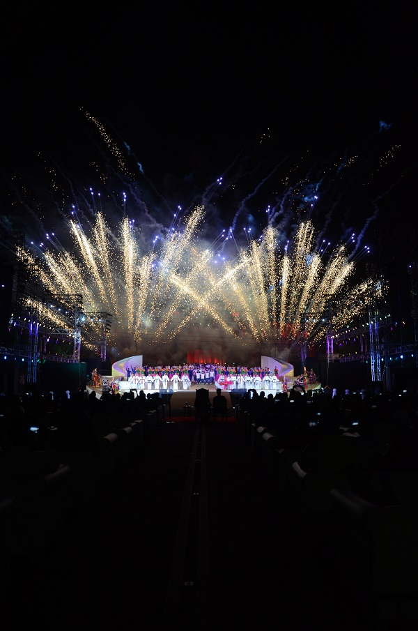 69th Year Celebrations of Rajasthan Culminate with a Spectacular Closing Ceremony by Showtime