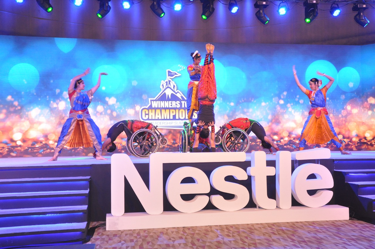 ThinkXQ Delivers the Nestlé SAR Leadership Summit to Perfection