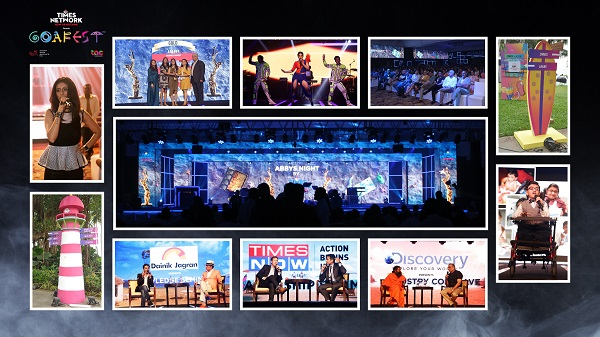 Goafest 2018 Managed by Fountainhead MKTG Gives Audiences an Immersive Visual Experience