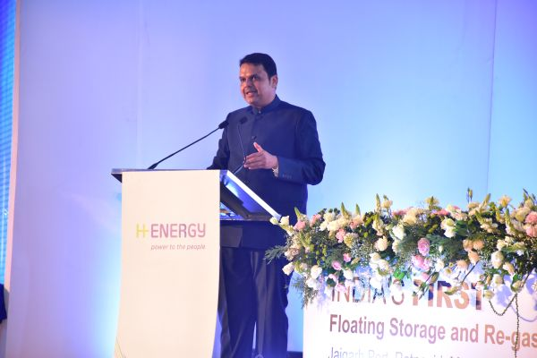 H Energy FSRU Launch at JSW Port in Ratnagiri Executed Perfectly by Work That Works