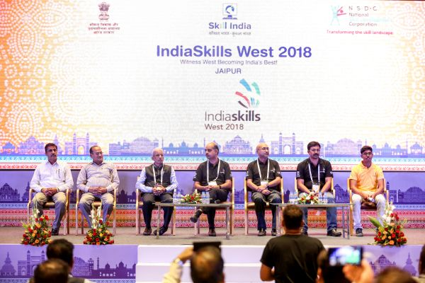 NSDC IndiaSkills West 2018 Witnesses Successful End-to-End Execution by Akkado