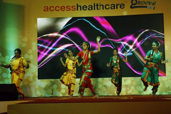 Bold Marketing Provides End to End Event Solution for Access Healthcare's Annual Function