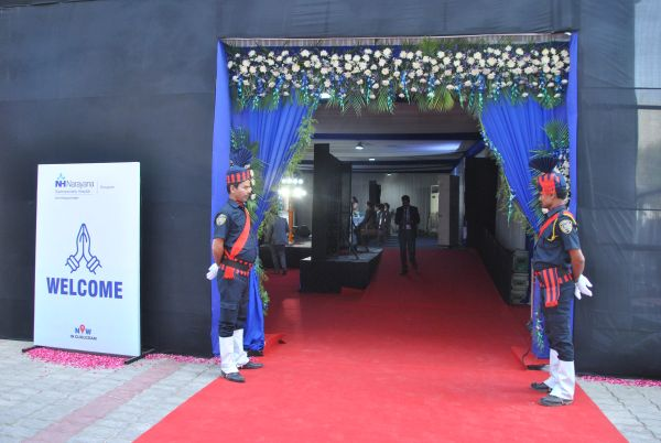 Narayana Hospital Launch Event Conceptualised and Executed by Tamarind Global