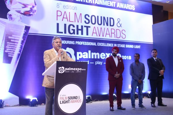Palm Resounds With Surge In Visitors From Stage Sound and Lighting For Event Industry