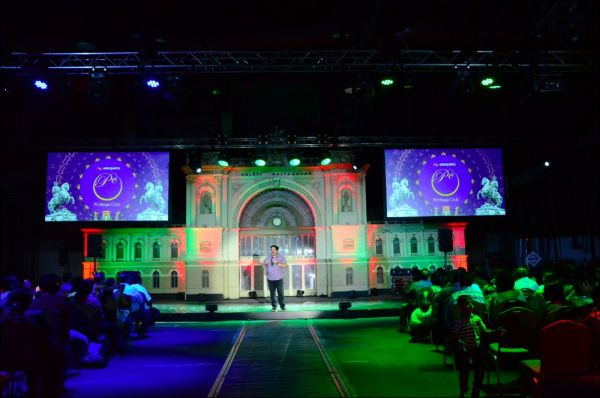 Asian Paints Privilege Club Annual Convention at Vienna & Budapest Executed by Geometry Encompass