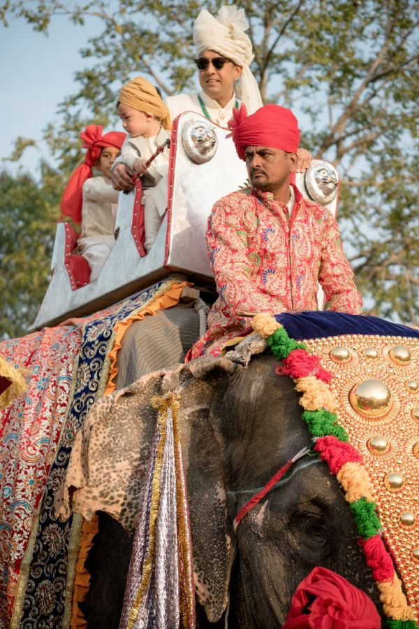 Regal Weddings Craft A Royal Wedding At Hotel Taj Rambagh Palace in jaipur