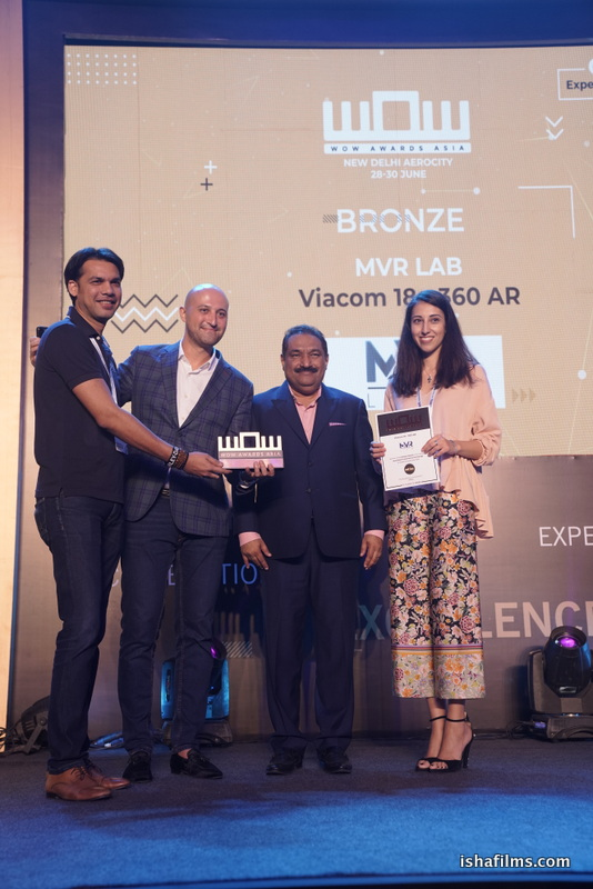 SOUND.COM and BTOS Productions Lead Metals Tally in Experiential Management Categories at WOW 2018