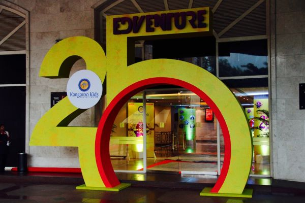 "Kangaroo Kids Education Ltd. Celebrate 25th Year With ""Edventure"" Executed By UOTS"