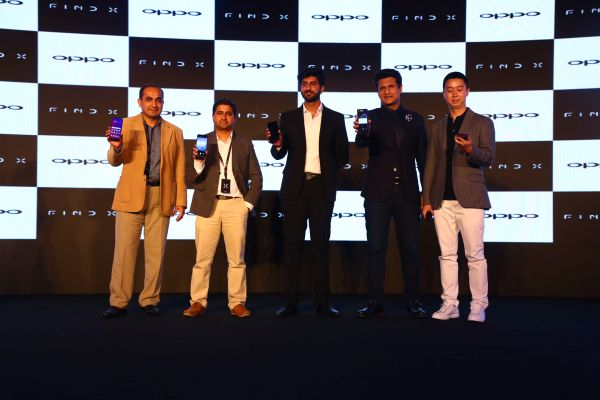 OPPO Find X Arrives In India with a Bang at Special Launch Event By Skill Kraft Productions