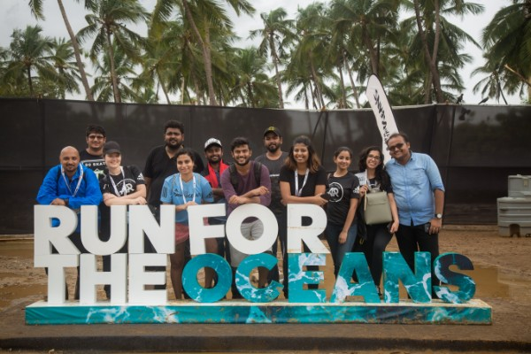 Adidas x Parley - Run for the Oceans India Edition Produced 100% Plastic Free by 70EMG