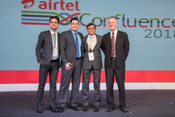 Annual Airtel Confluence Completes it