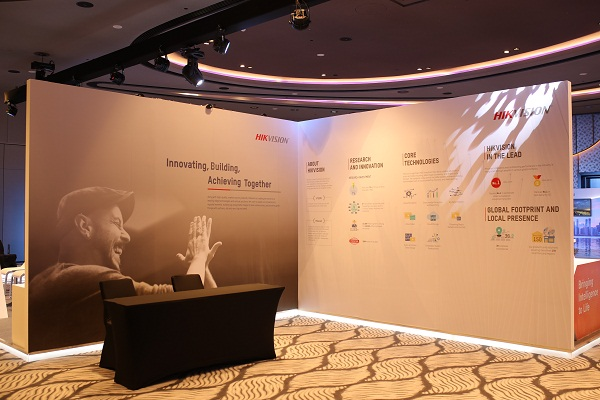 Mosaic Live Executes the Launch of Hikvision Ecosystem Alliance Event 2019 in Dubai