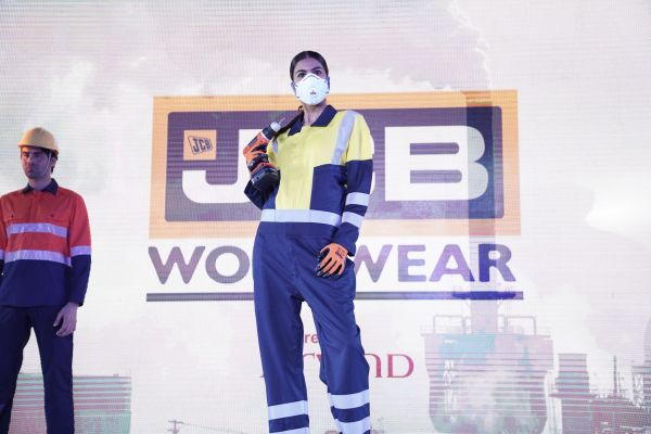 The Think Tank Entertainment Fires Up the Ramp for the Launch of JCB Workwear Powered by Arvind