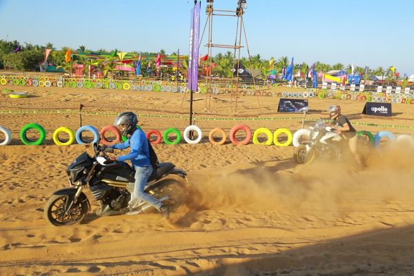 Big Biking Commune, a 3-Day Mega Biking Festival, Organised by Axiom Gen Nxt India Pvt Ltd