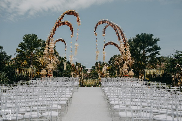 A Royal Wedding Hosted at the Ritz Carlton Bali - Planned by Purple Tree Event Solutions