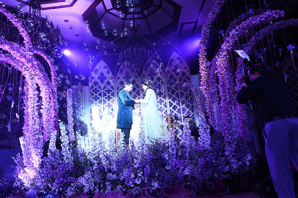 Marriageuana Wins at GIWA for the Gorgeous Engagement Extravaganza in Kolkata
