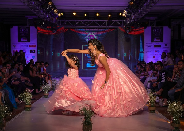 Event Capital along with Craftworld Events Executes the India Kids Fashion Week 2019