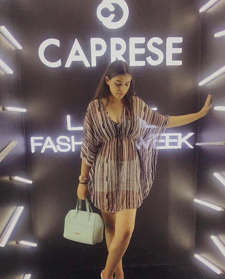 A More Entertainment Curates CAPRESE Booth at the Lakme Fashion Week – Winter Fest 2019