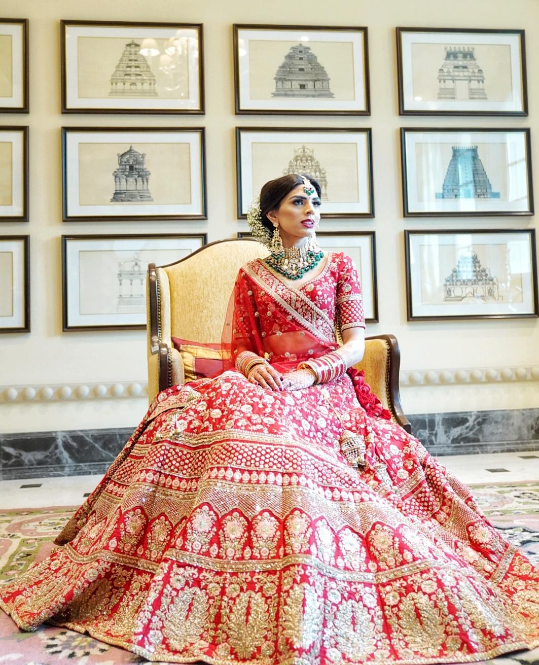 Mpire Weddings Plans & Executes A Beautiful Wedding at the ITC Grand Bharat, Gurgaon