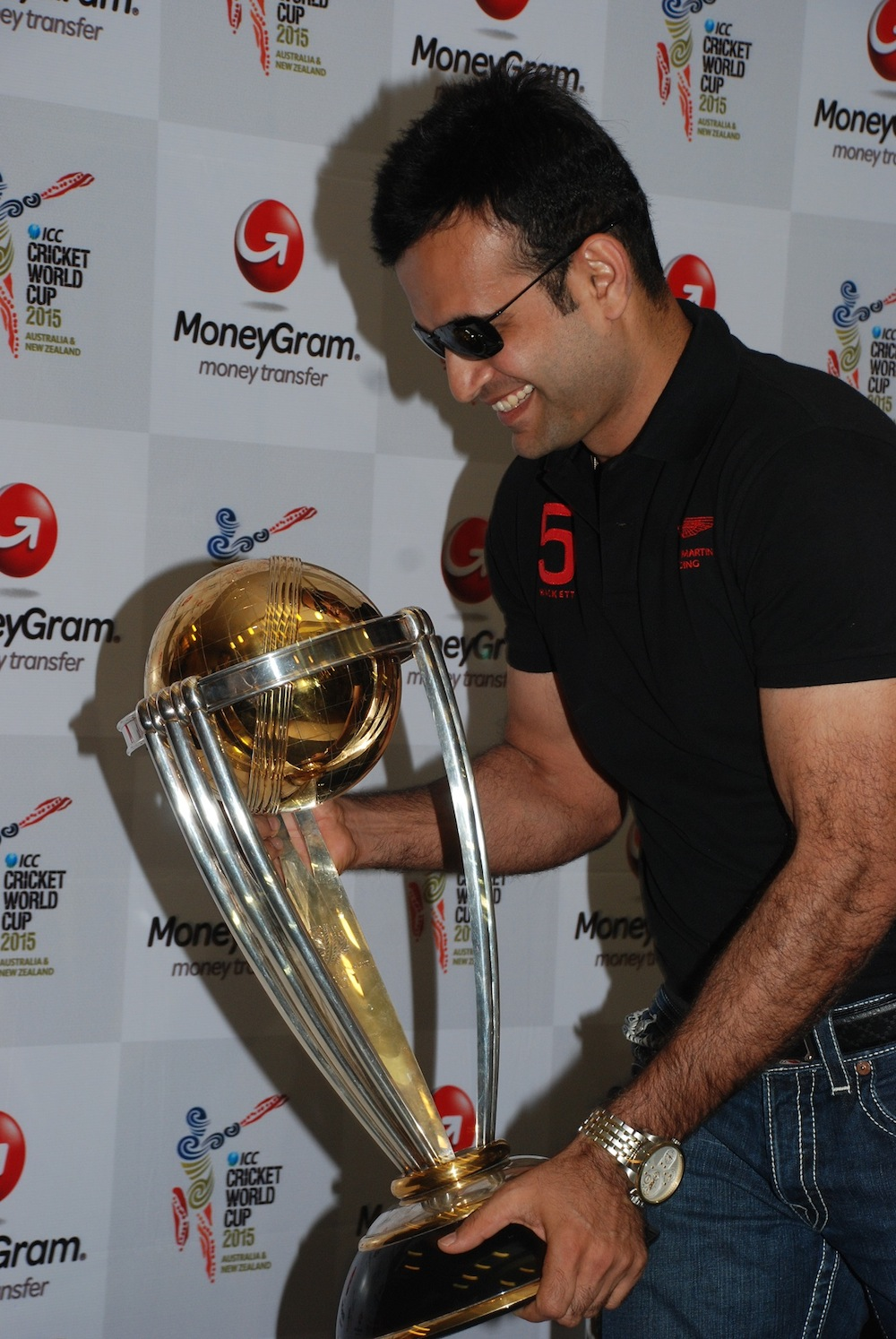 MoneyGram partners WOOT Factor for 6-city ICC World Cup Trophy showcase
