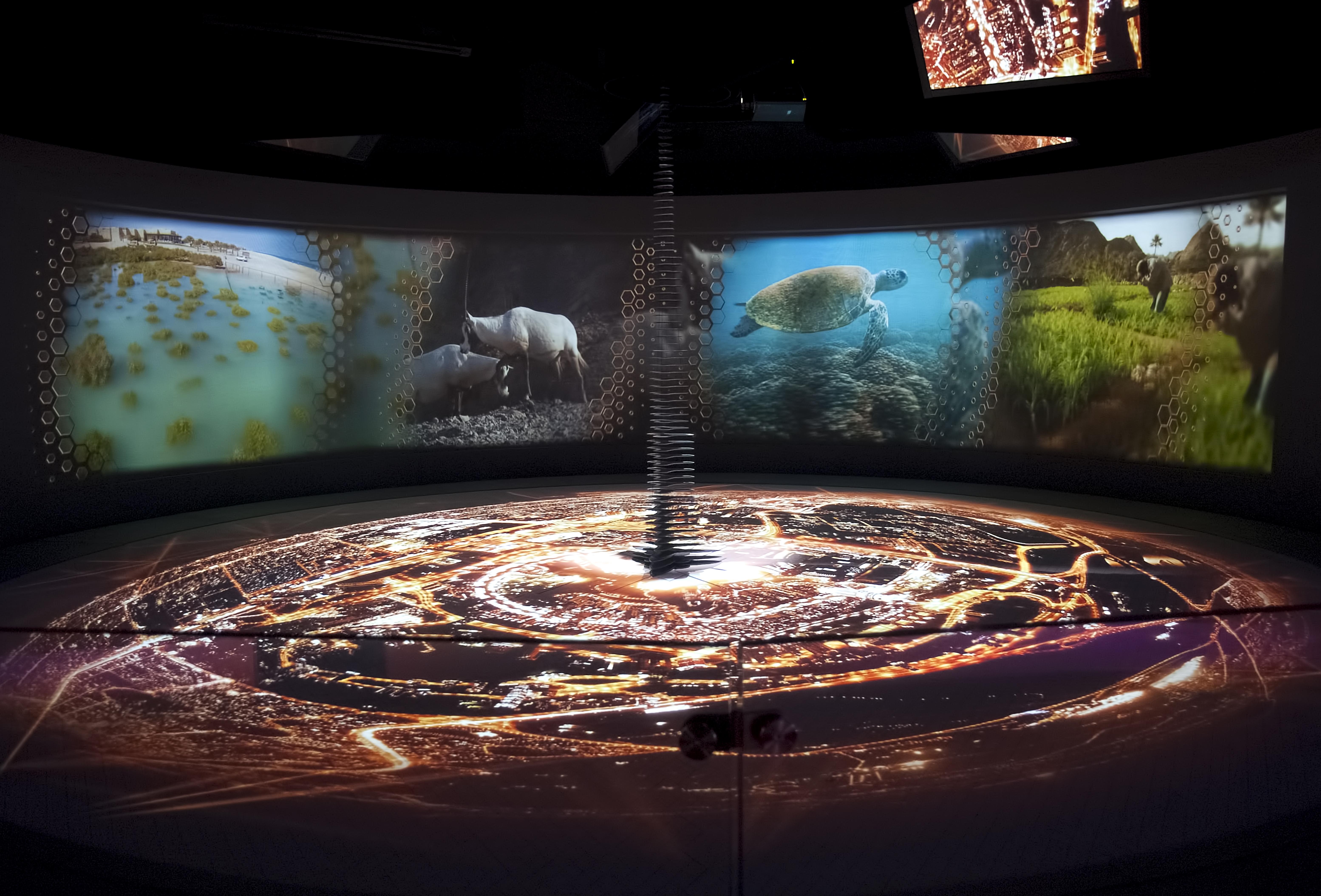 Dubai based Action Impact creates Expo 2020 Dubai experience at the ongoing Expo 2015 Milano