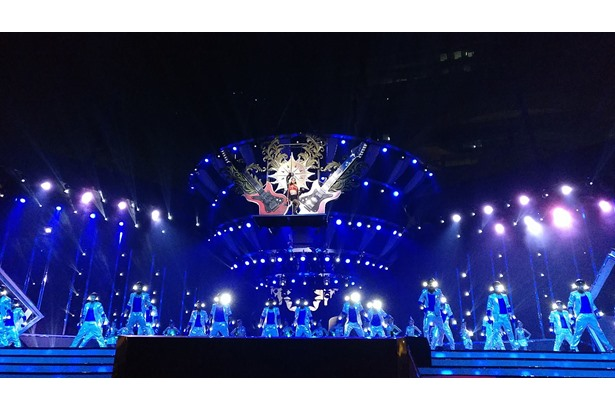 Natura provided aerial rigging services for Zee Cine Awards.