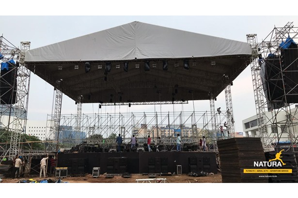 Natura was appointed as the safety consultant for the Opium presents Dream Theater Concert which was held at MMRDA by Show Genesis India Pvt Ltd.