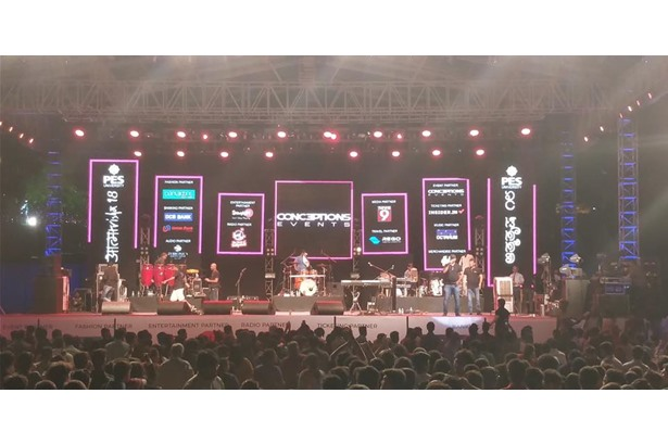 J Davis Prosound & Lighting and Graflex INC provided tech support for Aatmatrisha 18, presenting Shankar Ehsaan & Loy live in concert.