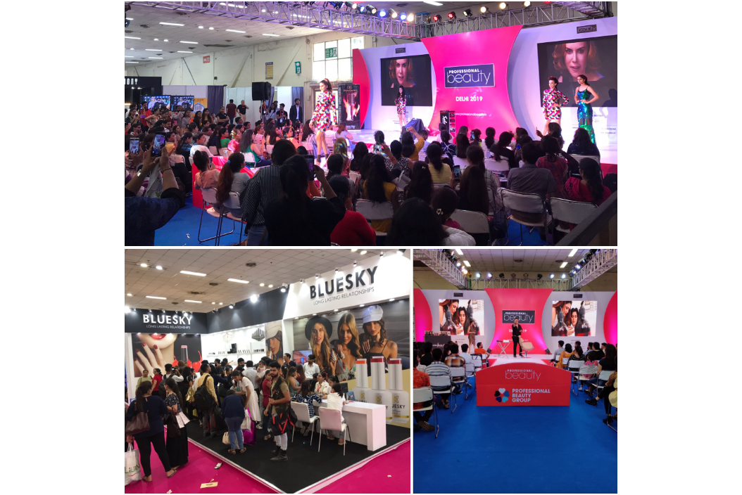 Young Mirchies manages Professional Beauty Delhi 2019