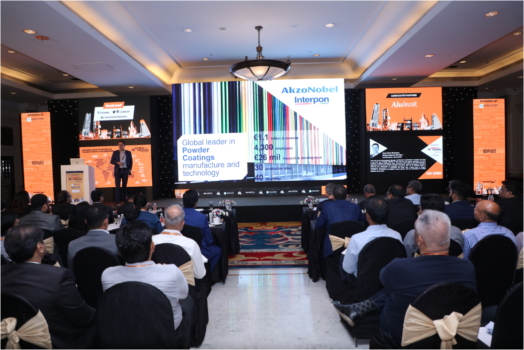Young Mirchies manages Zak World of Facades 2019, Mumbai