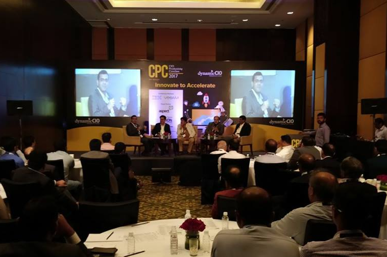 Young Mirchies manages CIO Productivity Conclave 2017 - 25th Oct