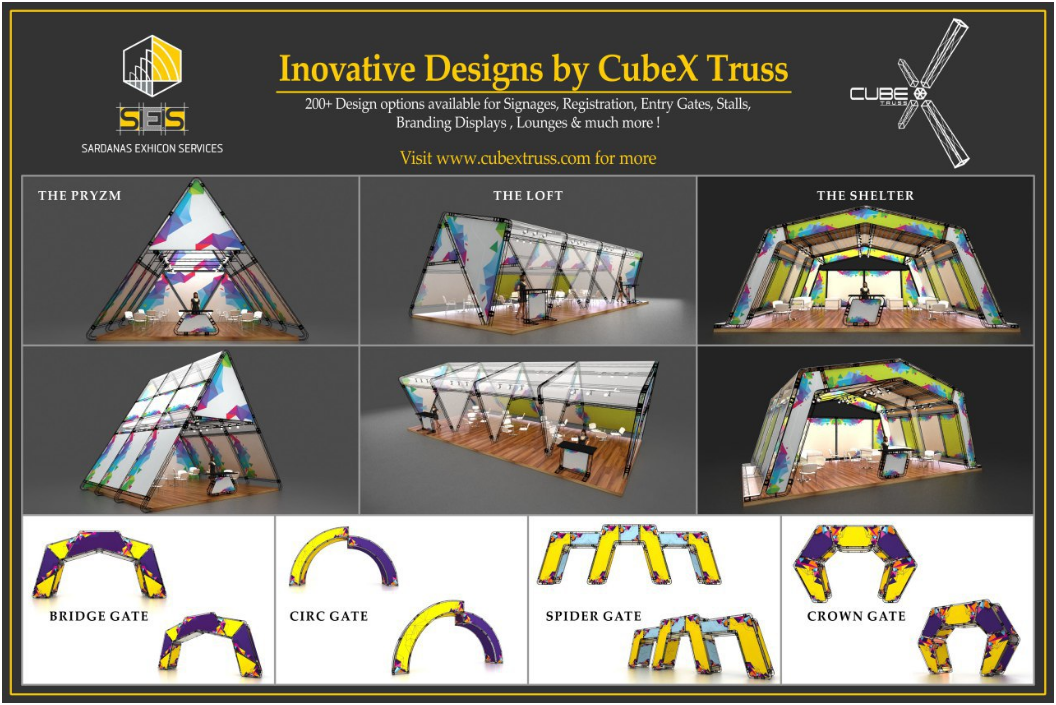 Innovative Designs by CubeX Truss