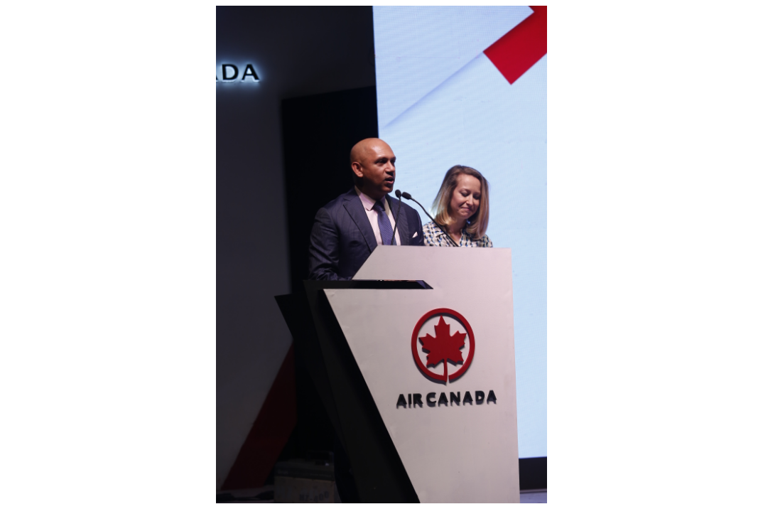 Air Canada - Vancouver to Delhi daily flight launch