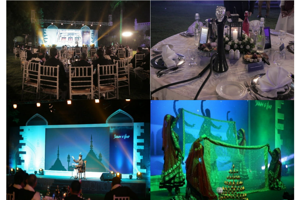 Yet Another Mesmerizing Night  by HBN Events Pvt. Ltd