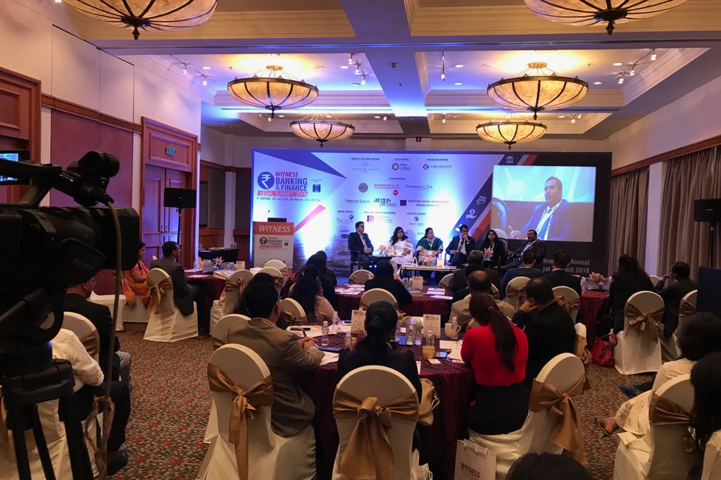 Young Mirchies manages Lex Witness - Banking & Finance Legal Summit 2018, Mumbai