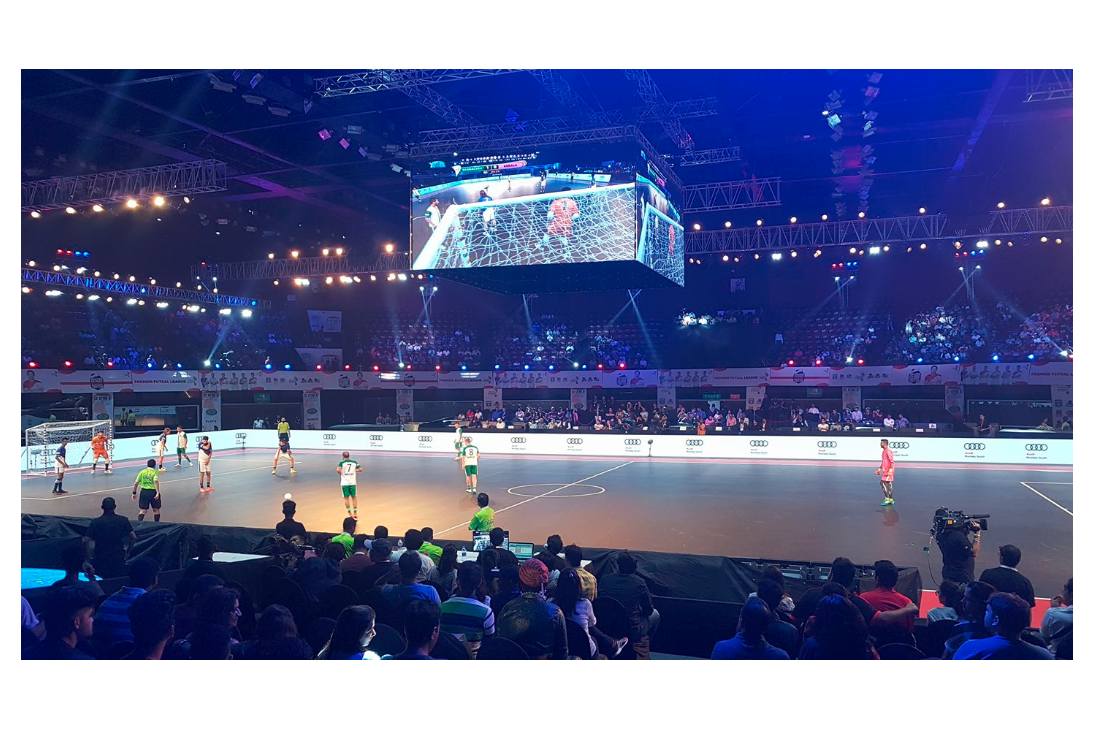 Host venue for Premier Futsal.