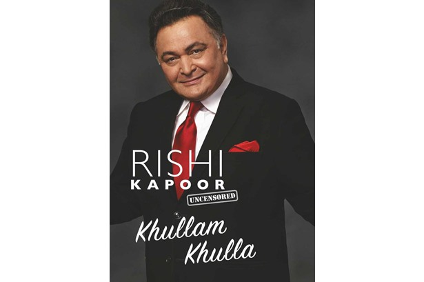 Host venue for  the launch of 'Khullam Khulla - Rishi Kapoor Uncensored' by Rishi Kapoor.