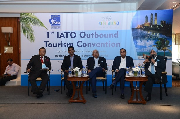 Host venue for 1st IATO (Indian Association of Tour Operators) Outbound Tourism Convention.