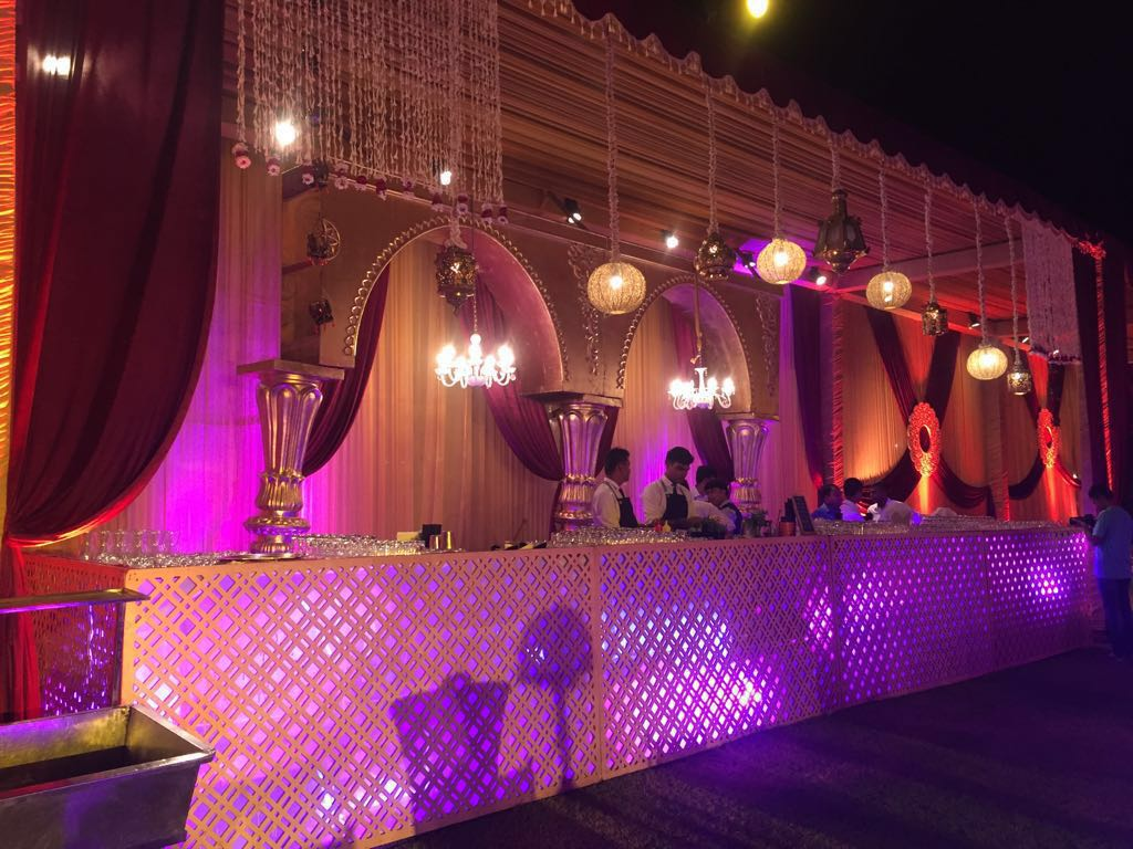 A Spectacular Sufi Night In Jhansi Decor By Maadhyam Events
